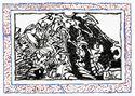 """Picture of ALECHINSKY PIERRE (1927 - )    """"SANS L'ECORSE A"""""""