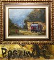 Picture of PERMEKE PAUL - LANDSCAPE WITH TRAILER