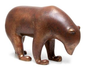 "Picture of POMPON FRANCOIS (1855-1933) ""BROWN BEAR"""
